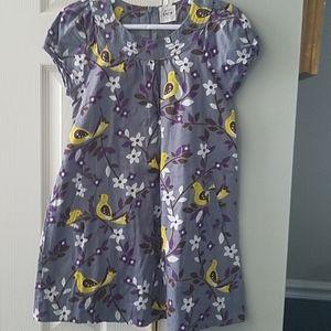 Mini Boden Bird Dress
